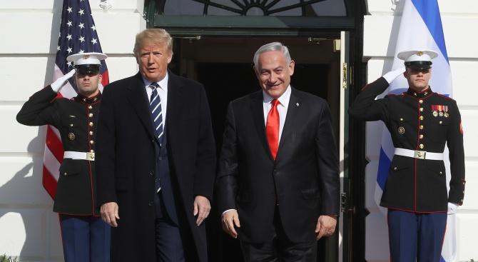 Доналд Тръмп: Мирът в Близкия изток е възможен