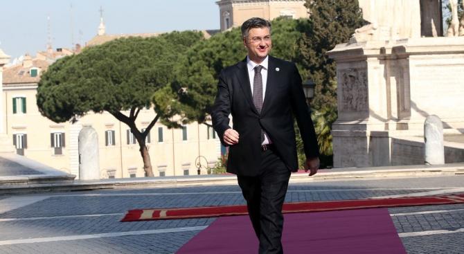 Имот взе главата на министър в Загреб