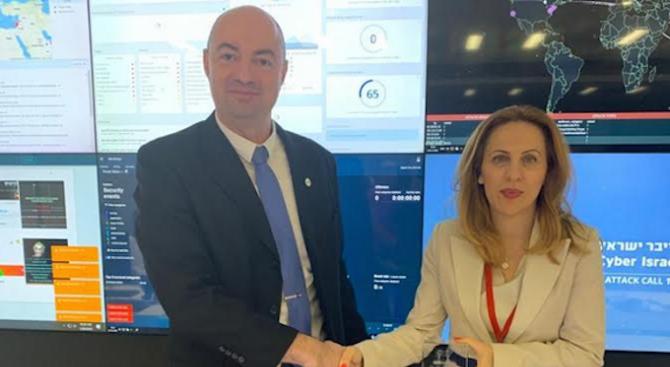 Марияна Николова посети израелското Национално бюро по киберсигурност