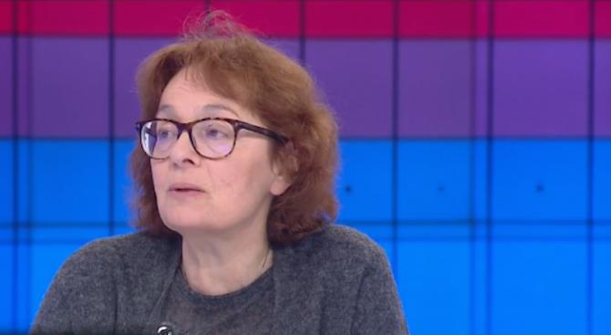 Румяна Коларова: Медийният ефект от разговорите на президента ще е огромен и няма да отшуми за дни или месеци