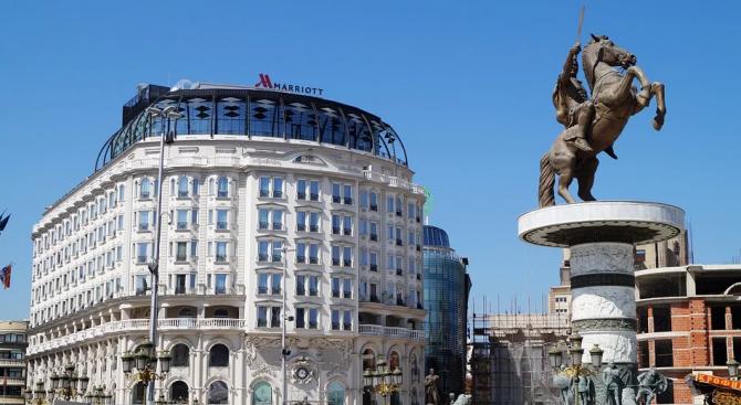 Евакуираха мол в Скопие заради сигнал за бомба