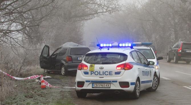 По-малко тежки инциденти на пътя през първите три седмици на годината в сравнение с 2019 г.