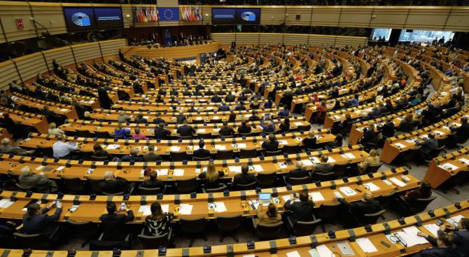 На живо: ЕП гласува договора за Брекзит