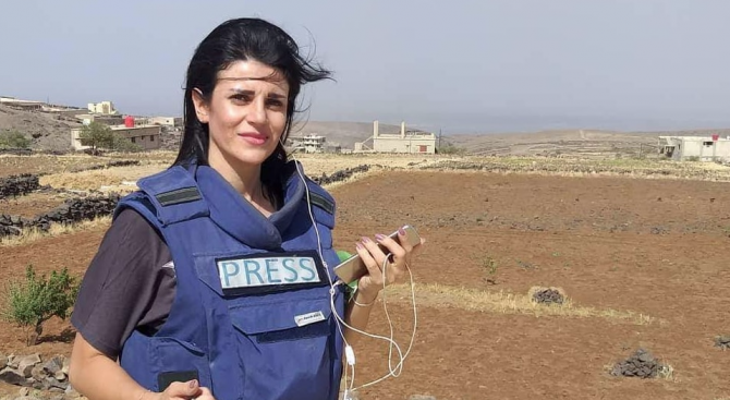Журналистка на руската телевизия Ар Ти е тежко ранена в Сирия