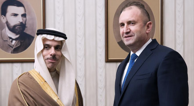 България и Саудитска Арабия ще задълбочат двустранното сътрудничеството в областта на високите технологии, образованието и иновациите