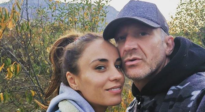 Радина и Деян Донков си спретнаха лют скандал в магазин