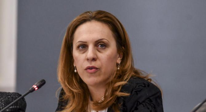 Марияна Николова: Съсредоточени сме върху изграждането на национален пул от киберексперти