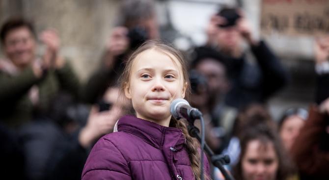 Шведски депутати предложиха Грета Тунберг да получи Нобелова награда за мир