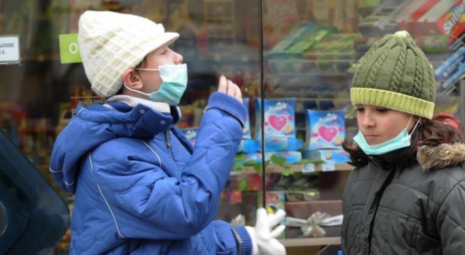 Грипна епидемия в Търговище и Плевен