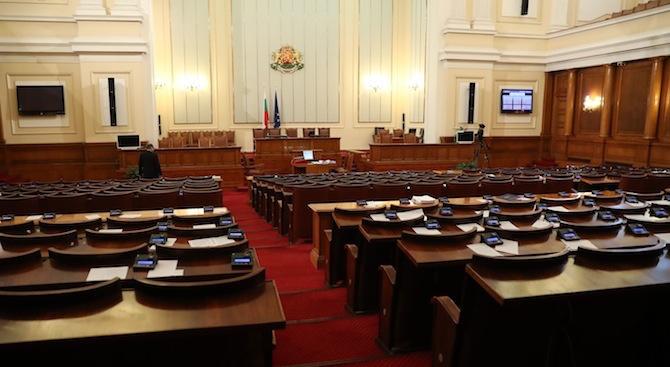 Парламентът прие на първо четене промени в Закона за регионалното развитие