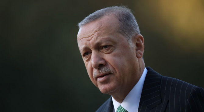 """Така нареченият американски близкоизточен мирен план е""""окупационен проект"""", заяви турският"""