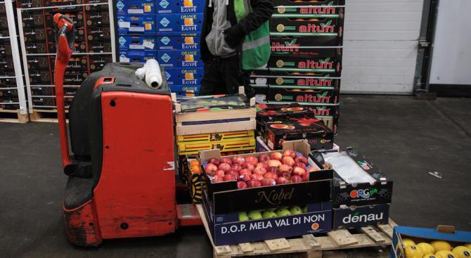Регистър на търговците ще следи за незаконния внос на плодове и зеленчуци от чужбина