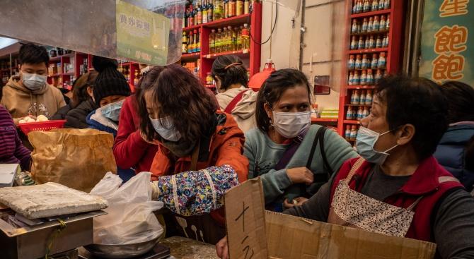 Тайланд потвърди първи случай на предаване на коронавируса от човек на човек