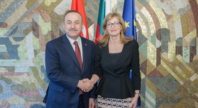 Задълбочаването на сътрудничеството между България и Турция в областта на