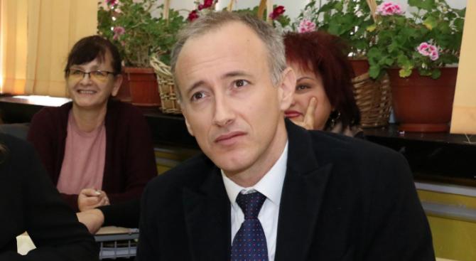 Красимир Вълчев: Решението за диктовката от аудиозапис е своевременно