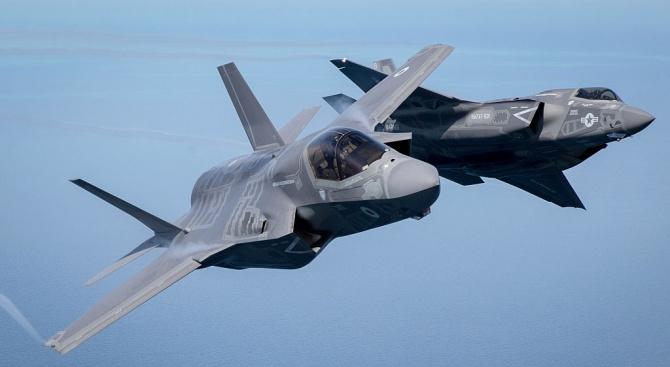 Полша подписа договор за 4,6 млрд. долара за доставка на американски изтребители Ф-35