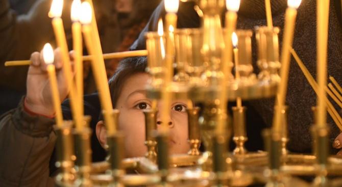Почитаме Свети мъченик Трифон