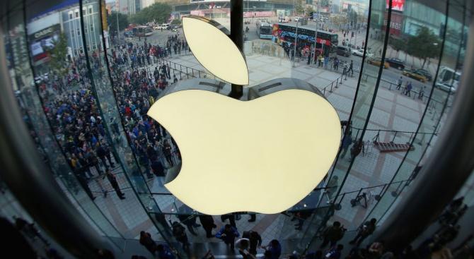Apple затвори магазините си в Китай заради епидемията от коронавируса