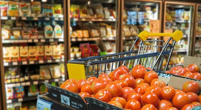 Скок в цените на продуктите