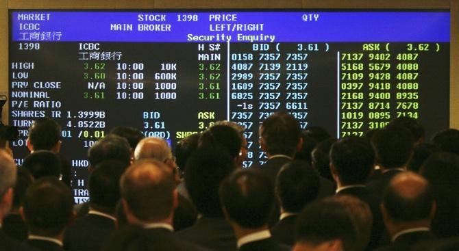 Новият коронавирус срина китайските фондови борси