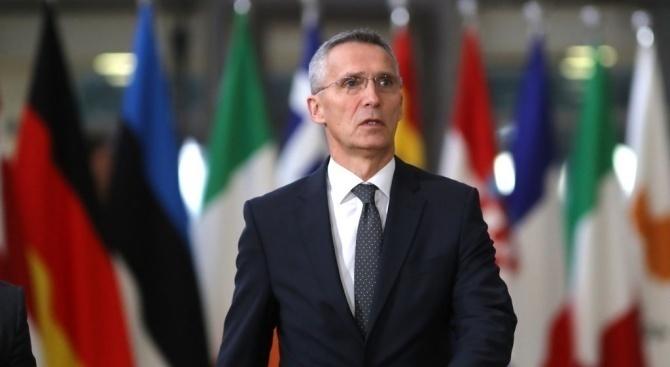 Столтенберг коментира голямото американско военно учение в Европа