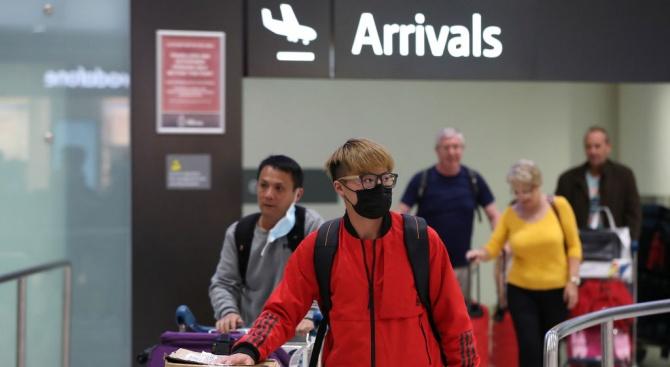 СЗО: Няма нужда от масово спиране на международните пътувания заради коронавируса