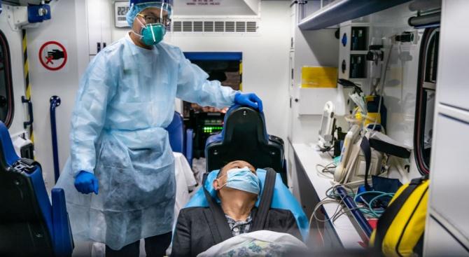 Хонконг съобщи за първи смъртен случай, причинен от новия коронавирус,