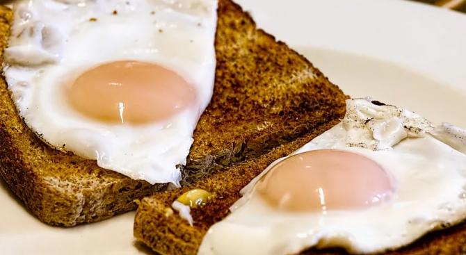 Консумацията на едно яйце дневно не е вредна за сърцето