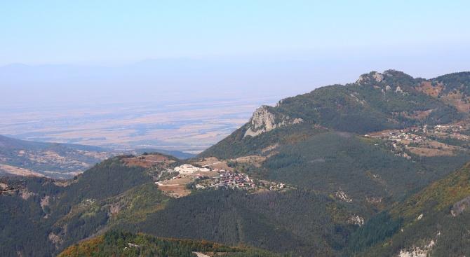Въздухът в Родопите - един от най-лечебните в света