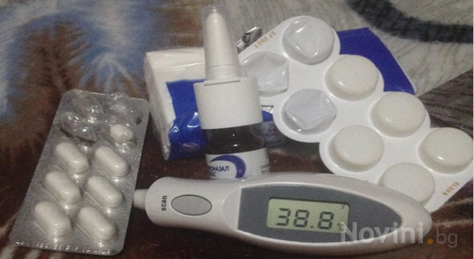 Грипна епидемия е обявена в общините Априлци и Летница