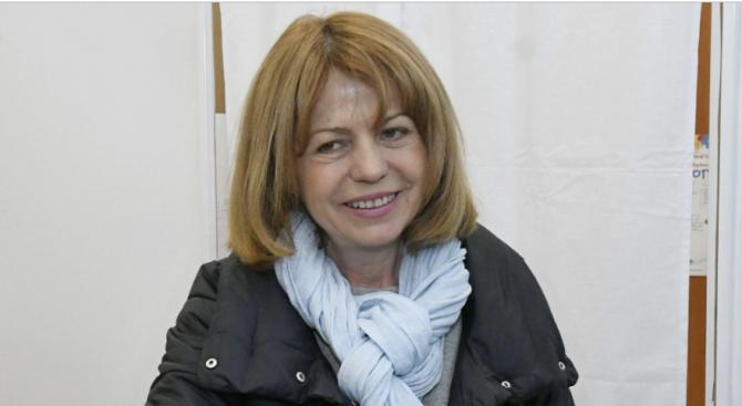 Кметът на София Йорданка Фандъкова Йорданка Асенова Фандъкова е родена
