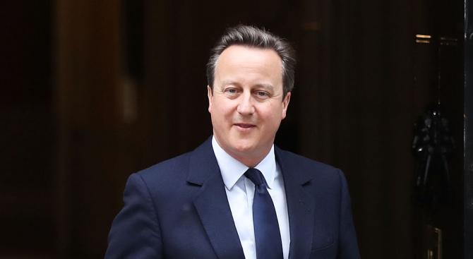 Бившият британски премиер Дейвид Камерън отхвърли предложението на правителството да