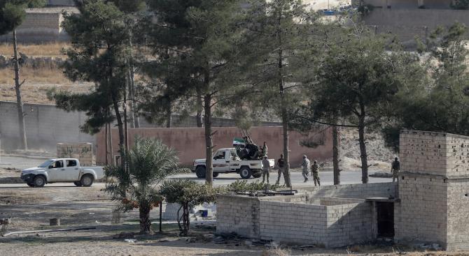 Сирийските правителствени сили са влезли днес в Саракиб - ключов