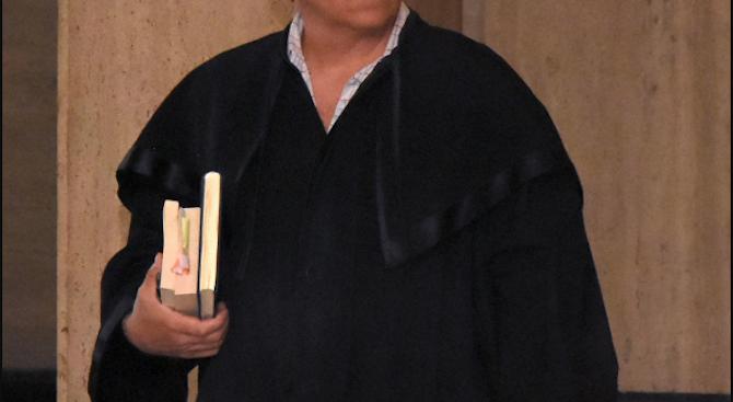 Разкриха подробности за магистратската кариера на съдията Андон Миталов
