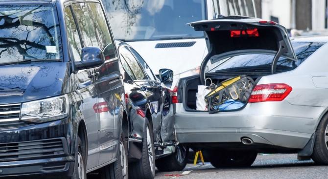 Български водач на камион е предизвикал верижната катастрофа край белгийския