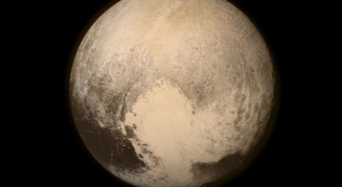 Астрономи разкриха тайна, свързана с геоложки структури на Плутон