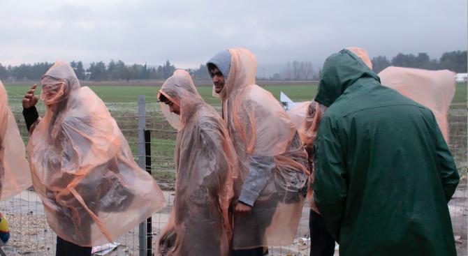 Външно предупреждава за влошена метеорологична обстановка в Гърция