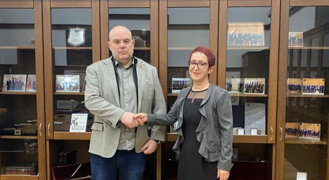Пламена Цветанова встъпи в длъжност като зам.-главен прокурор при ВКП