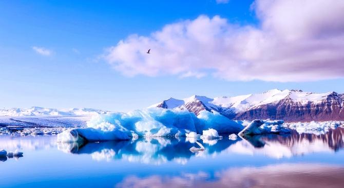 Топенето на вечните ледници може да увеличи с 50% въглеродния диоксид в атмосферата