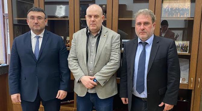 Днес, 06.02.2020 г., главният прокурор на Република България Иван ГешевИван