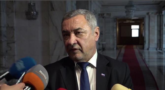 Валери Симеонов: Предложението на БСП за тотална забрана на хазарта беше недодялано