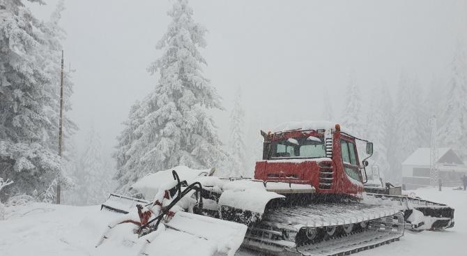 """Отворени за движение са планинските пътища във Витоша - """"Драгалевци"""
