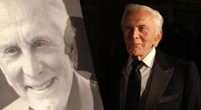 Кинофестивалите в Кан, Берлин и Венеция почетоха паметта на Кърк Дъглас