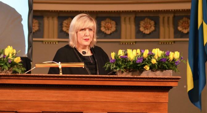 Комисарят по човешките права към Съвета на Европа Дуня Миятович