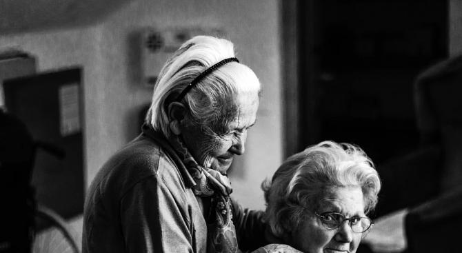 В Русия две сестри, разделени от войната, се намериха след 78 години раздяла