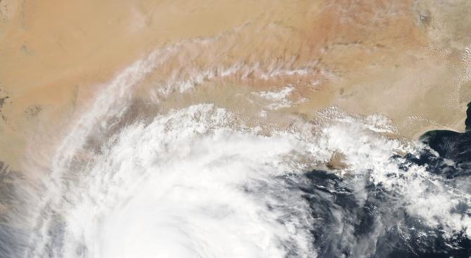 Тропически циклон приближава Австралия