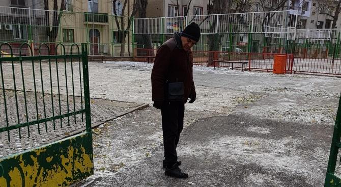 200 души минаха през Пирогов заради поледиците