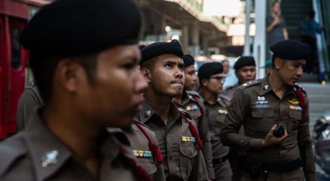 Войник откри огън в търговски център в Тайланд, има много убити и ранени