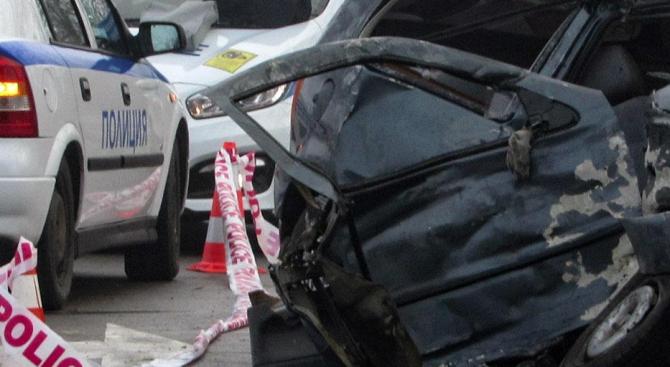 """44-годишен мъж загина при катастрофа на магистрала """"Тракия"""", съобщават от"""