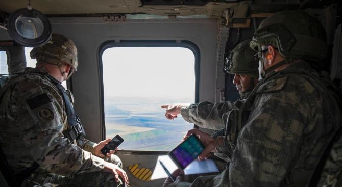 Военното командване на САЩ създава нови военни обекти в Североизточна